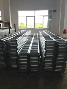 Galvanized Ladder Beam for Pipe Scaffolding