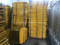 Scaffolding Expandable Scaffold Gate with Yellow