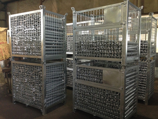 Scaffolding Fitting Bin for Good Packing