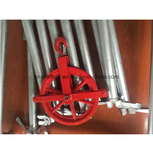 Scaffolding Construction Tools Frame Scaffold Gin Wheel (TPCTSGW001)
