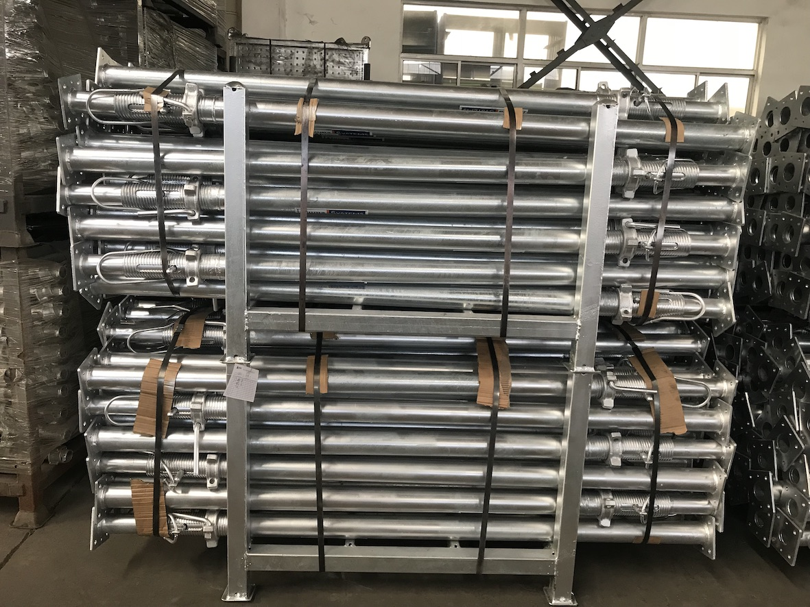 Steel Post Shore for Shoring Applications
