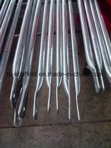 Scaffolding Tubular Cross Brace for Construction Frame