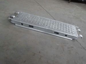 Steel Plank with Top Quality for Ringlock Scaffolding System