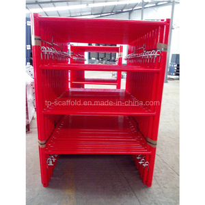 4' x 5' Scaffolding Shoring Frame with Candy Cane Lock