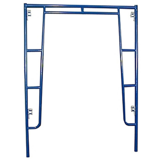 Walkthrough Frame Scaffolding Blue Powder Coated