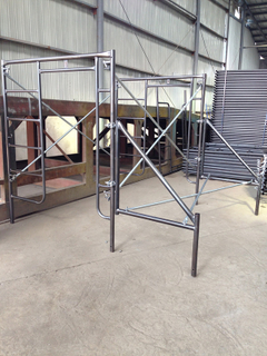 "78""X60"" Arch Frame Scaffolding with High Quality"