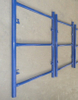 5′ x 4′ Blue Scaffolding Shoring Frame with Canadian Locks